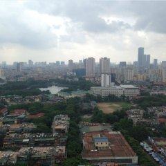 Отель Somerset Hoa Binh Hanoi комната для гостей фото 4