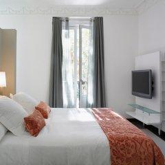 Отель Hospes Puerta de Alcalá комната для гостей фото 4