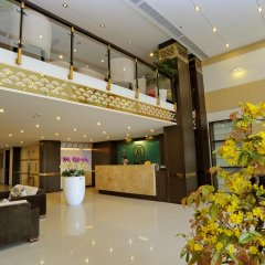Hanoi Golden Hotel интерьер отеля фото 2