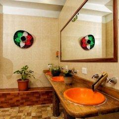 Отель Hostel Cancun Natura Мексика, Канкун - отзывы, цены и фото номеров - забронировать отель Hostel Cancun Natura онлайн ванная фото 2