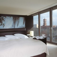 Отель Radisson Blu Hotel, Berlin Германия, Берлин - - забронировать отель Radisson Blu Hotel, Berlin, цены и фото номеров комната для гостей