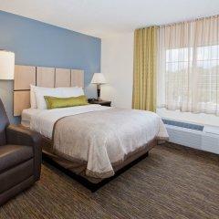 Отель Candlewood Suites Jersey City - Harborside комната для гостей фото 4