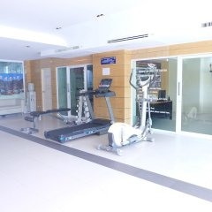 Отель Mandawee Resort & Spa фитнесс-зал