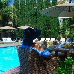 Отель The Hotel Hollywood США, Лос-Анджелес - отзывы, цены и фото номеров - забронировать отель The Hotel Hollywood онлайн бассейн фото 2