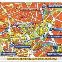 Отель City Guesthouse Pension Berlin