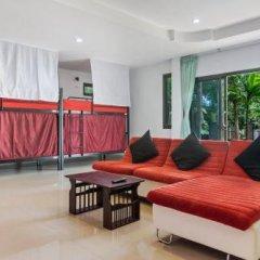 Отель Samui Backpacker Hotel Таиланд, Самуи - отзывы, цены и фото номеров - забронировать отель Samui Backpacker Hotel онлайн комната для гостей фото 4
