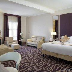 Отель Crowne Plaza Toulouse Франция, Тулуза - 1 отзыв об отеле, цены и фото номеров - забронировать отель Crowne Plaza Toulouse онлайн комната для гостей фото 3