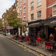 Отель Urban Chic - Bond Street Великобритания, Лондон - отзывы, цены и фото номеров - забронировать отель Urban Chic - Bond Street онлайн городской автобус