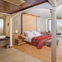 Отель The Kumul Deluxe Resort & Spa Сиде комната для гостей фото 2