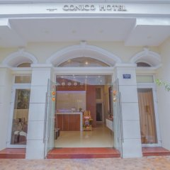 Conico Hotel Далат вид на фасад