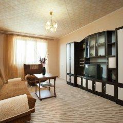 Апартаменты Sadovoye Koltso Apartments Akademicheskaya Москва комната для гостей