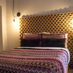 Отель Entre Barrios Hospederia Мехико комната для гостей фото 3