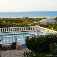 Отель Emerald View Resort Villa пляж фото 2
