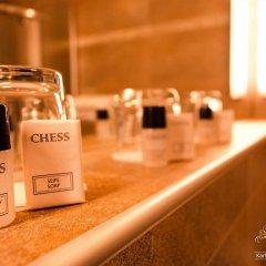 Апартаменты Karli Apartments & Suiten ванная
