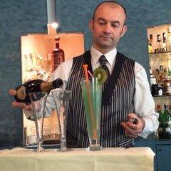 Отель Terme Orvieto Италия, Абано-Терме - отзывы, цены и фото номеров - забронировать отель Terme Orvieto онлайн гостиничный бар