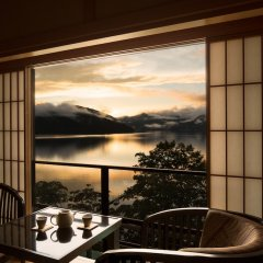 Отель Hoshino Resorts KAI Nikko Никко балкон