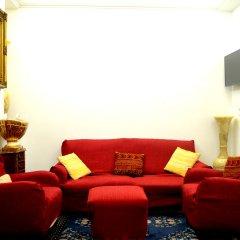 Hotel Malaga комната для гостей
