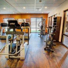 Отель Comfort Suites Cicero фитнесс-зал фото 3