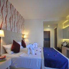 Отель Kleopatra Micador Аланья комната для гостей фото 3