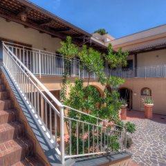 Отель Villa Diomede Hotel Италия, Помпеи - отзывы, цены и фото номеров - забронировать отель Villa Diomede Hotel онлайн балкон