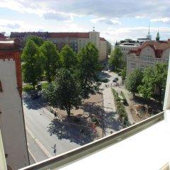 Отель Anna Финляндия, Хельсинки - - забронировать отель Anna, цены и фото номеров балкон