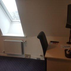 Отель Room Rent Prinsen Дания, Алборг - отзывы, цены и фото номеров - забронировать отель Room Rent Prinsen онлайн сейф в номере