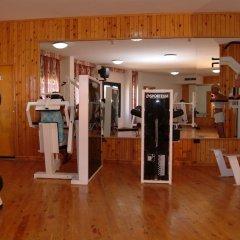 Отель Golden Paradise Aqua Park City фитнесс-зал