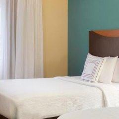 Отель Fairfield Inn & Suites by Marriott Minneapolis Bloomington/Mall of America США, Блумингтон - отзывы, цены и фото номеров - забронировать отель Fairfield Inn & Suites by Marriott Minneapolis Bloomington/Mall of America онлайн комната для гостей фото 4
