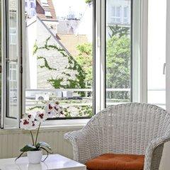 Отель Auersperg балкон