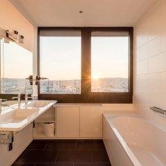Отель Skyflats Vienna Австрия, Вена - отзывы, цены и фото номеров - забронировать отель Skyflats Vienna онлайн ванная