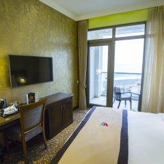 Отель Colosseum Marina Hotel Грузия, Батуми - отзывы, цены и фото номеров - забронировать отель Colosseum Marina Hotel онлайн комната для гостей фото 3