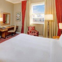 Отель Hilton London Paddington Великобритания, Лондон - 9 отзывов об отеле, цены и фото номеров - забронировать отель Hilton London Paddington онлайн комната для гостей