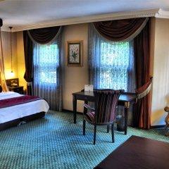 Chatto Residence Турция, Стамбул - отзывы, цены и фото номеров - забронировать отель Chatto Residence онлайн комната для гостей фото 5