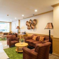 Отель Admiral Suites Sukhumvit 22 By Compass Hospitality Бангкок интерьер отеля