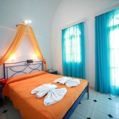 Отель Blue Sky Hotel Греция, Остров Санторини - отзывы, цены и фото номеров - забронировать отель Blue Sky Hotel онлайн комната для гостей фото 3