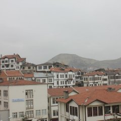 Отель Kayiboyu Otel Анкара балкон
