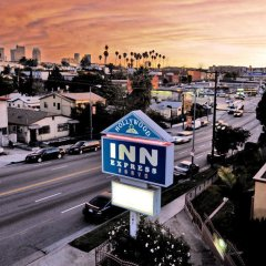 Отель Hollywood Inn Express South США, Лос-Анджелес - отзывы, цены и фото номеров - забронировать отель Hollywood Inn Express South онлайн фото 2