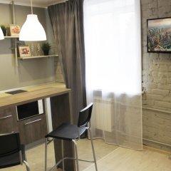 Апартаменты Dobrye Sutki Apartment on Krasnoarmeyska удобства в номере