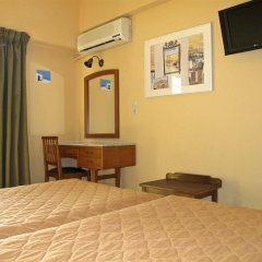 Отель Evripides Hotel Греция, Афины - 3 отзыва об отеле, цены и фото номеров - забронировать отель Evripides Hotel онлайн комната для гостей фото 2