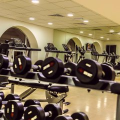 Olive Tree Hotel Amman фитнесс-зал