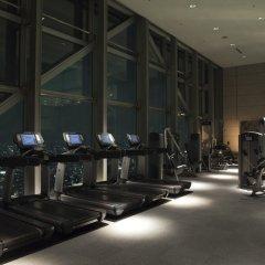 Отель Park Hyatt Tokyo Токио фитнесс-зал