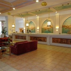 Отель Aldemar Amilia Mare - All Inclusive интерьер отеля