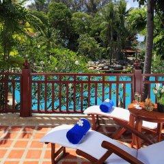 Отель Thavorn Beach Village Resort & Spa Phuket 4* Стандартный номер с различными типами кроватей фото 15