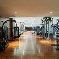 Отель Fu Rong Ge Hotel Китай, Сиань - отзывы, цены и фото номеров - забронировать отель Fu Rong Ge Hotel онлайн фитнесс-зал фото 3