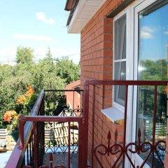 Гостиница Астра балкон
