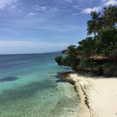 Отель East Coast White Sand Resort Филиппины, Анда - отзывы, цены и фото номеров - забронировать отель East Coast White Sand Resort онлайн пляж