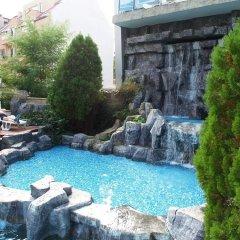 Отель Kamenec - Kiten Болгария, Китен - отзывы, цены и фото номеров - забронировать отель Kamenec - Kiten онлайн бассейн фото 3