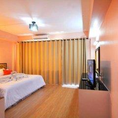 Отель Krabi City View. Таиланд, Краби - отзывы, цены и фото номеров - забронировать отель Krabi City View. онлайн комната для гостей фото 4