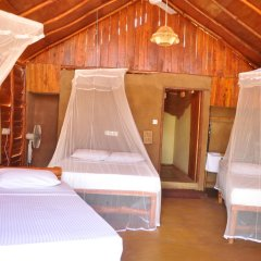 Отель Kirinda Beach Resort сауна