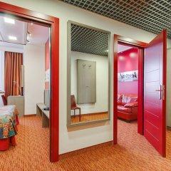 Ред Старз Отель 4* Стандартный номер с двуспальной кроватью фото 12
